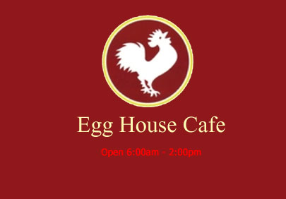 Egg House Cafe Logo
